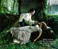 210948 Thumbnail of: Natalie loves Natalie by Annie Leibovitz in 1999.jpg